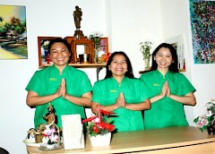 Wantha Thaimassage Logo