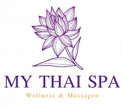 MY THAI SPA Wellness & Thai Massage Logo