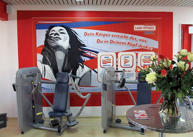 Die fitness stadt hannover