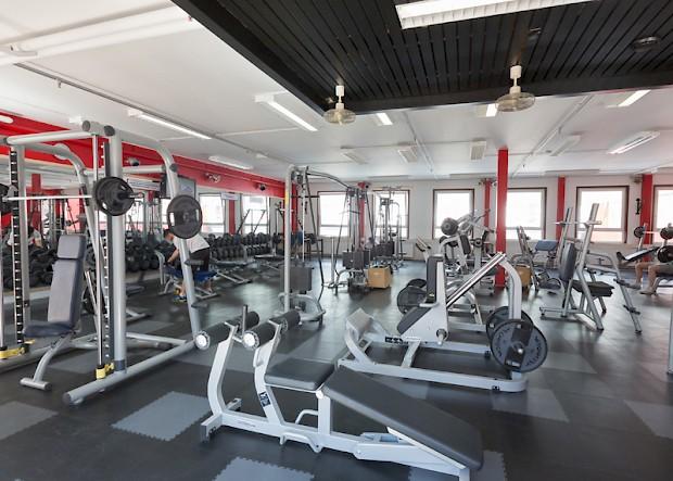 fitnessstudio die fitness stadt reebok in hannover. Black Bedroom Furniture Sets. Home Design Ideas