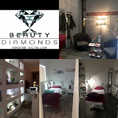 BEAUTY DIAMONDS Ihr Kosmetikinstitut Logo