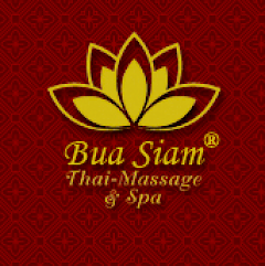 Bua Siam Thai-Massage & Spa Logo