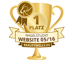 Beautywells - Nagelstudio Website AWARD Gewinner