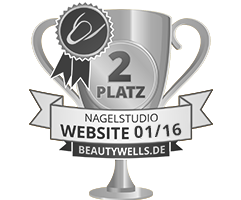 Beautywells - Nagelstudio Website AWARD Gewinner