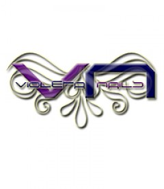 Violeta Nails Logo