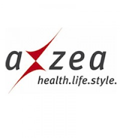 aXzea 360° care and cosmetics Logo